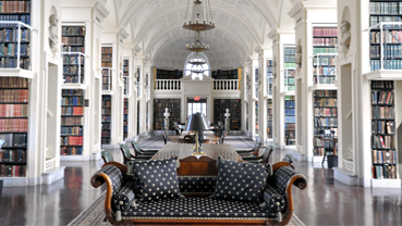 Boston Athenaeum Tour
