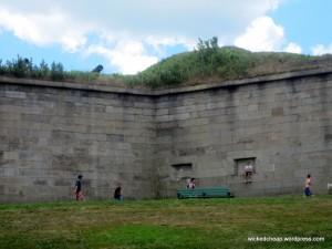 Castle Island Fort Independence