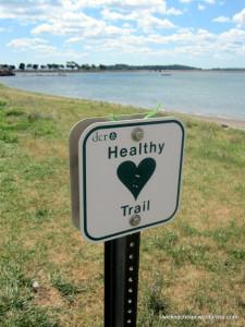 Castle Island Hearth Healthy Trail