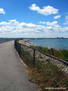 Castle Island Pleasure Bay Path