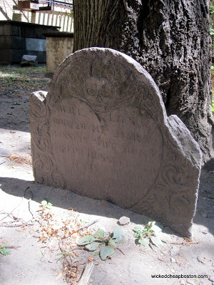 King's Chapel Burying Ground