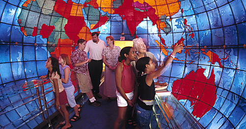 First Church of Christ Scientist Mapparium