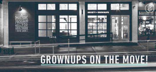 Society of Grownups Boston