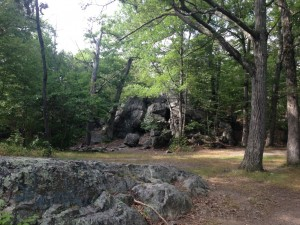 Panther Cave Middlesex Fells
