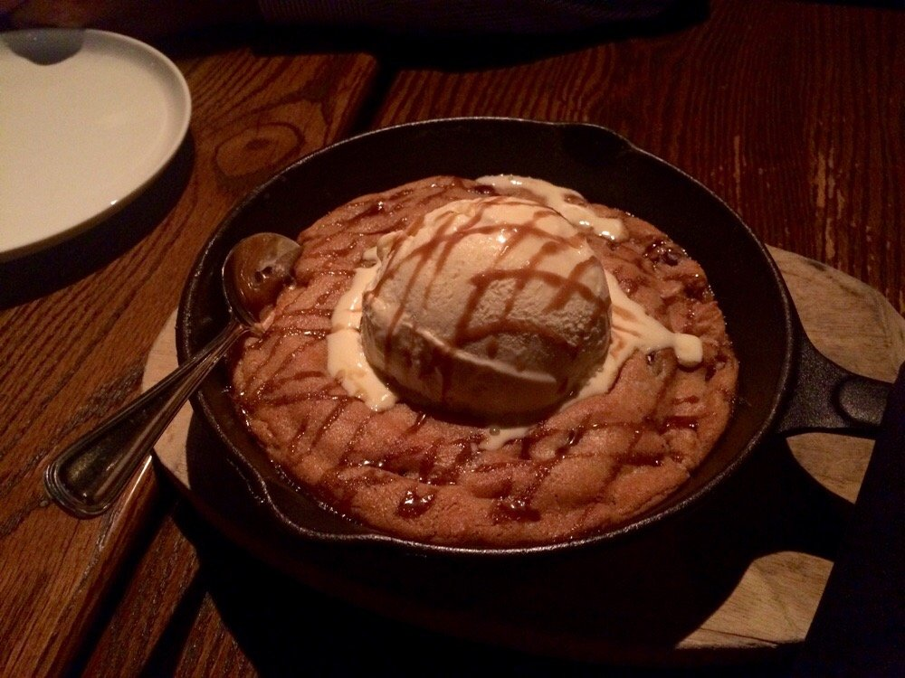 Blue Dragon Boston Skillet Cookie