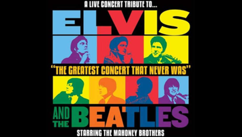 Elvis and The Beatles Concert