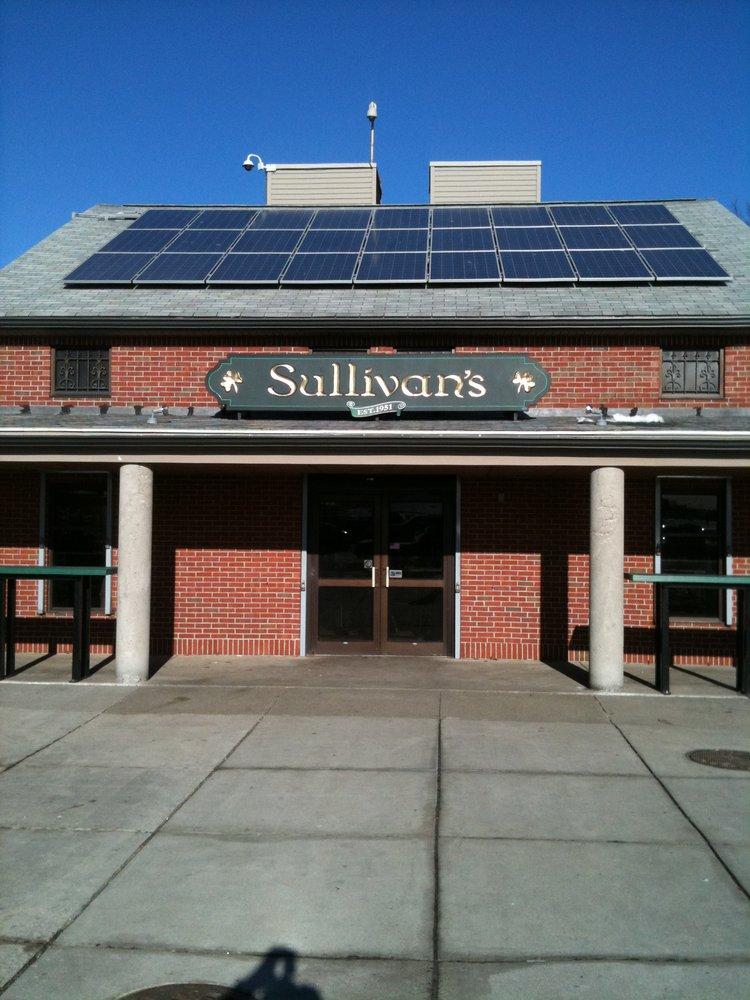Sullivan's Castle Island