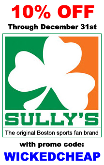 Sully's Brand Holiday Discount