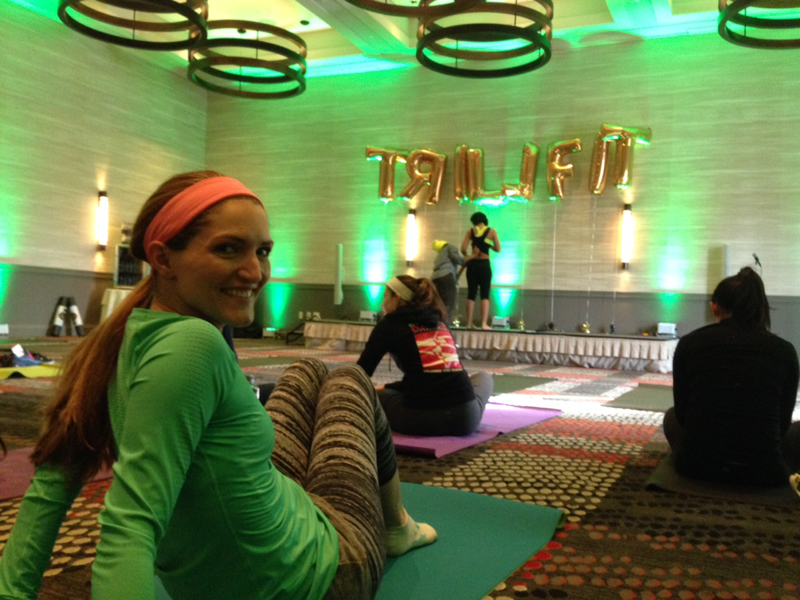 Heather at TRILL fit Boston