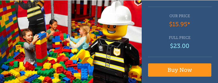 Cheap Tickets to Legoland Discovery Center in Boston
