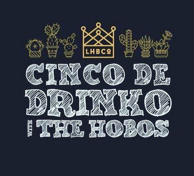 Cinco de Drinko with Lord Hobo Brewing Company at Hugh O'Neill's Pub in Malden, MA