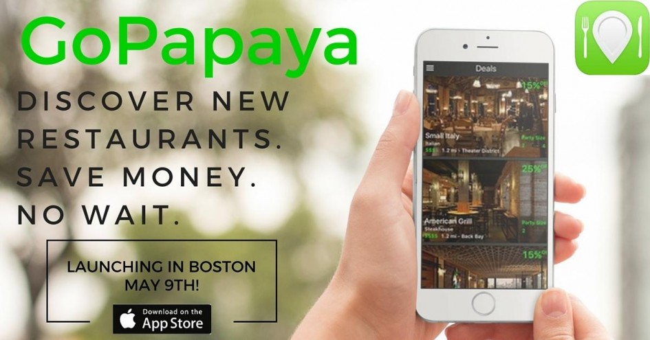 GoPapaya App Boston Launch