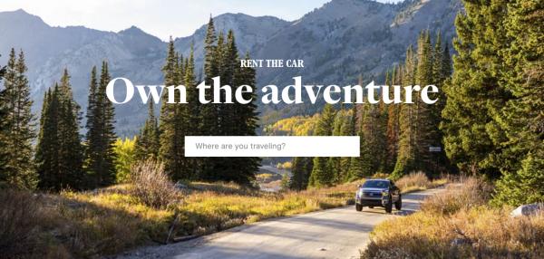 Turo Peer to Peer Car Rentals
