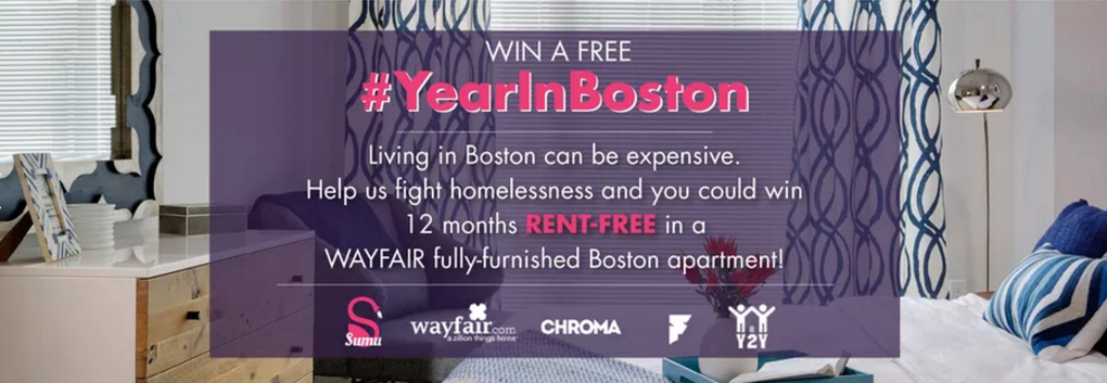 Win A Year in Boston Rent Free at Chroma Cambridge