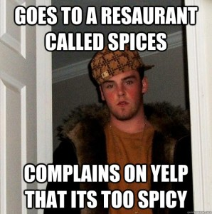 Bad Yelp Reviews